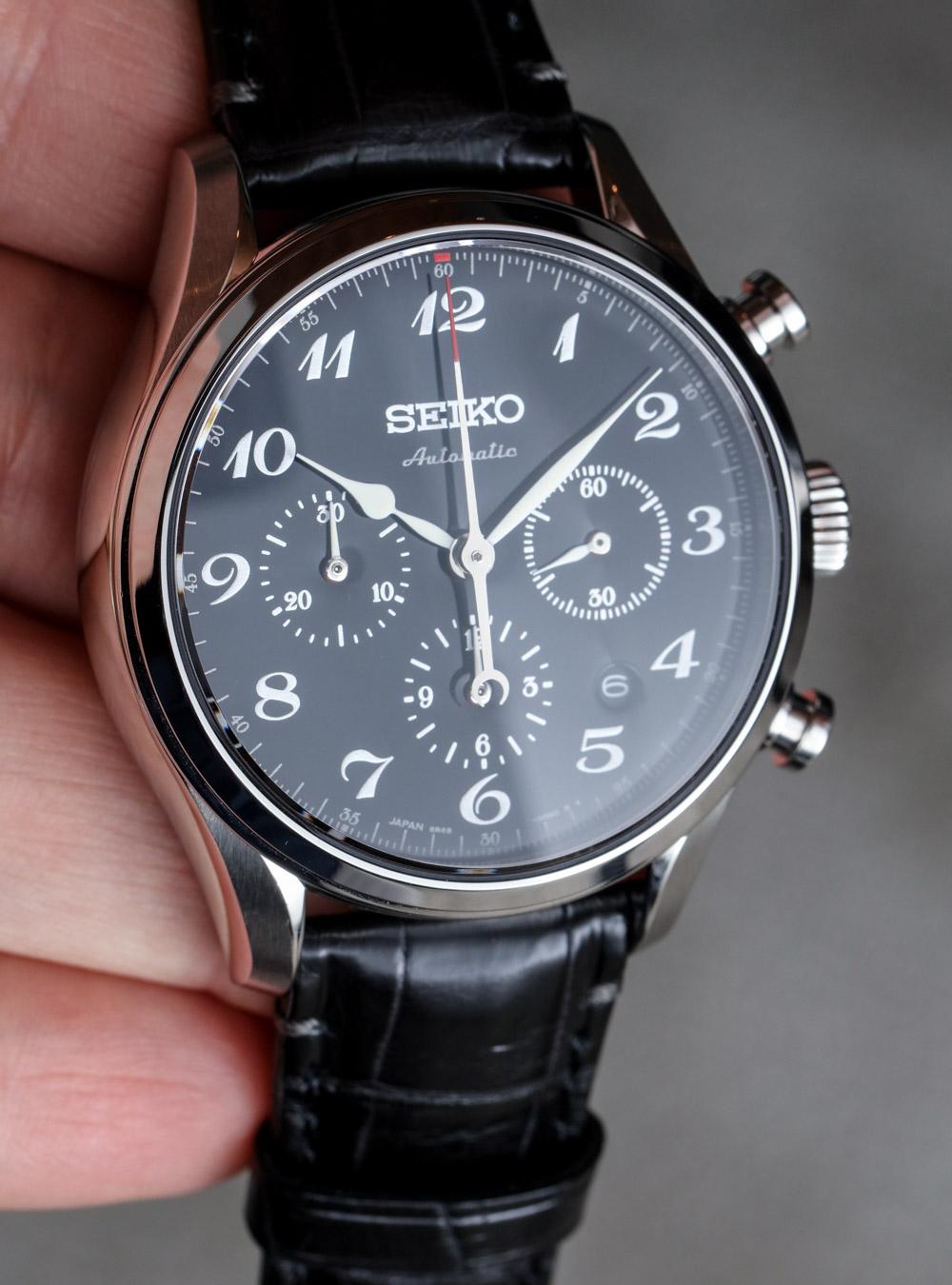 Seiko-Presage-Automatic-Chronograph--