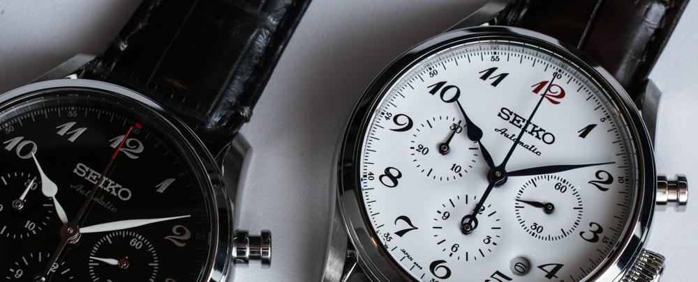 Seiko-Presage-Automatic-Chronograph
