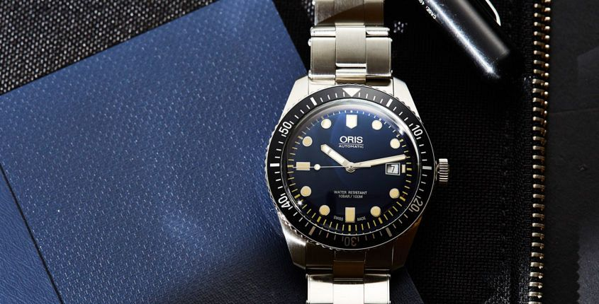 525b5f062af Is this the best heritage watch of 2016  The Replica Oris Divers ...