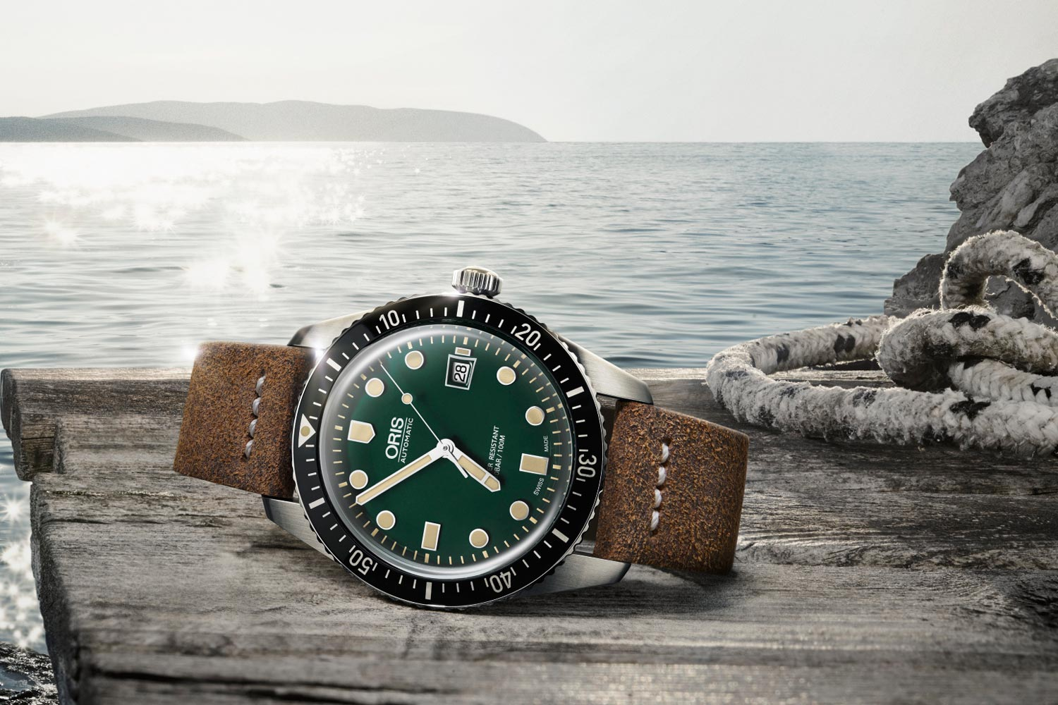 Oris-Divers-Sixty-Five_Green
