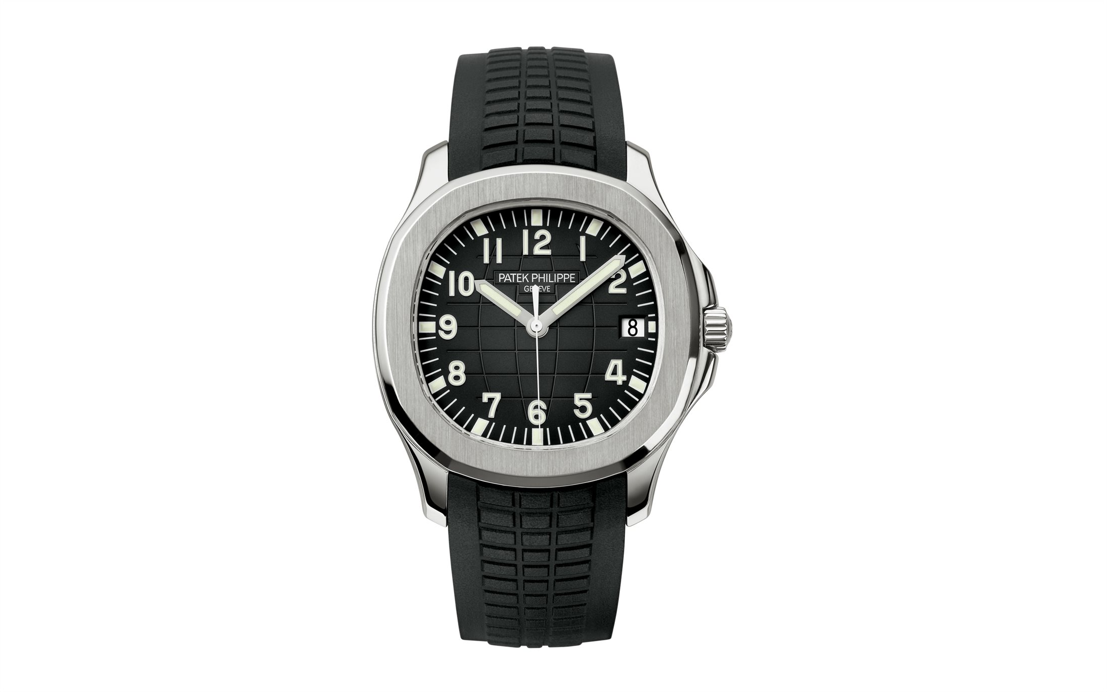 The Patek Philippe Aquanaut has combined the sporty style with the elegance perfectly.