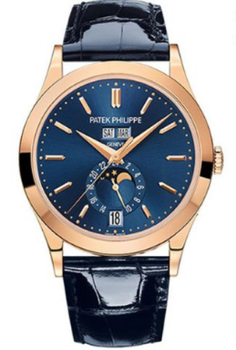 38.5 mm has been considered as the most classic size for dress watches.