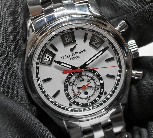 The Patek Philippe has always been considered as the top watch brand in the industry.