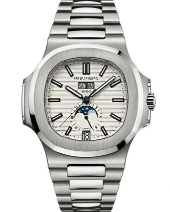 The Nautilus could be considered as one of the most popular models of Patek Philippe.
