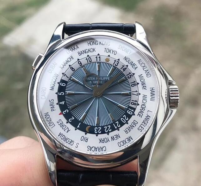 The complicated Patek Philippe has been suspended.