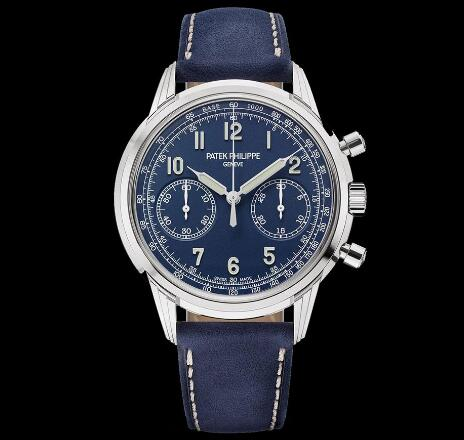 The overall design of this Patek Philippe is very understated and beautiful.