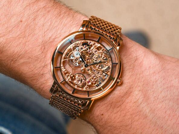 Patek Philippe has been regarded as the king in the watchmaking industry.