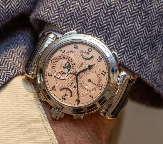 The Patek Philippe becomes the most expensive model in the world.